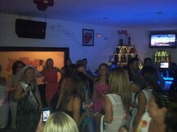 Rolling bar karaoke