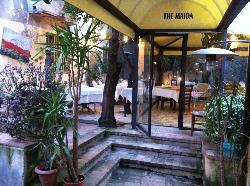 The Maida centro