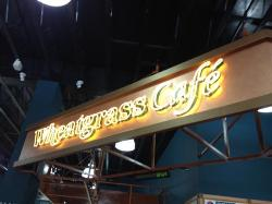 Wheatgrass Cafe