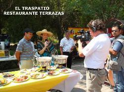 POLO Y LA CHEF PATRICIA QUINTANA EN AROMAS Y SABORES DE MEXICO 2011