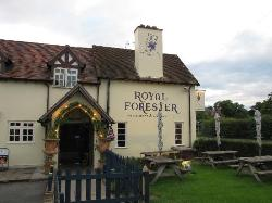 The Royal Forester Restaurant