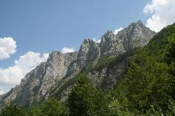 Prokletije Mountains