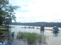 Go Country, Forest Hills Water Sport Centre