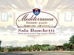 ristorante pizzeria mediterranea