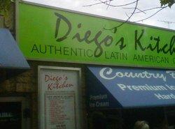 Diegos's Kitchen