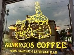 ‪Sunergos Coffee & Roastery‬