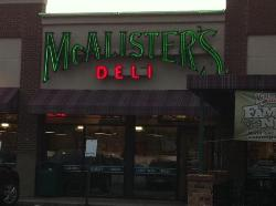 Mc Alister's Deli J-Town