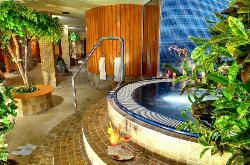 Hotel wellness centre