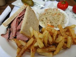 Le Brynd Smoked Meat Saint-Paul