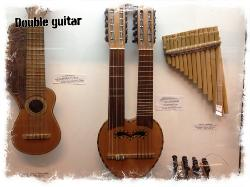Museum of Musical Instruments - Museo Instrumentos Musicales de Bolivia