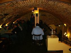 Fruh am Dom restaurant cellar