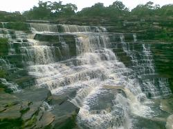 Waterfall about 35 kms away from Varanasi  (45636368)