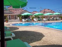 La Piscine Swimming Pool & Poolside restaurant