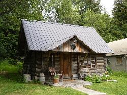 Hoedels Cabin