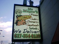Mamagoo's Pizza & Sub Shop