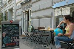 Cafe Globen
