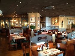 Pizzeria Ristorante Molino, Montreux