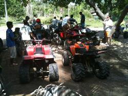 Samui Namuang ATV Park Quad
