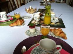 Wonderful Normand Breakfast!
