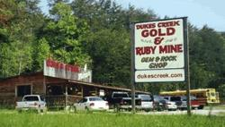 Dukes Creek Gold & Ruby Mines