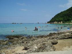 Hacchohama Kobama Beach