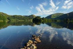 Grasmere, a few minutes walk from the hotel