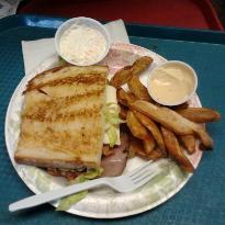 Muzzie's Ice Cream & Sandwich