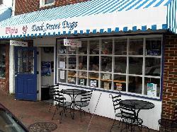 Pip's Dock Street Dogs