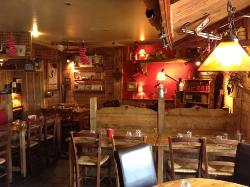 Restaurant bar Le Schuss
