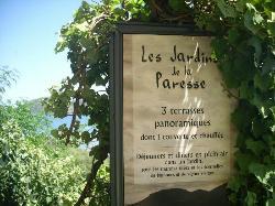Les Jardins de la Paresse