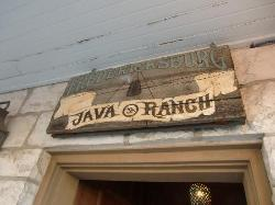 Java Ranch Espresso Bar & Cafe