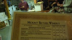 Mount Bethel WInery
