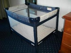 Pack 'N Play Provided By Hotel