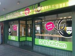 Dr B's kitchen