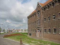 Gevangenis Hotel Oostereiland Hoorn