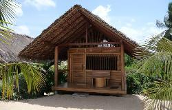 Mangrove Garden Beach Cabanas
