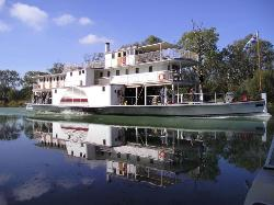 PS Ruby Heritage Paddle Steamer