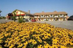 Hotellerie Jardins de ville