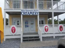 Blue Mountain Beach Creamery