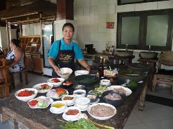 Anika Balinese Cooking Class