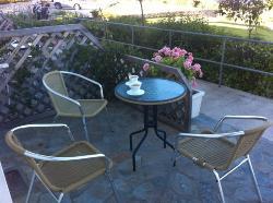 our terrace, Hestia 4