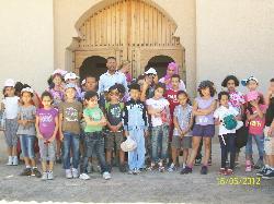 Museumteater, i Ouarzazates minne