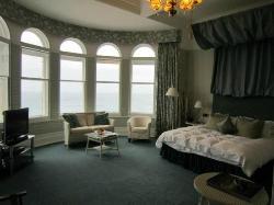 Interior of room 103