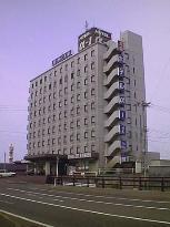 ホテル アルファーワン上越