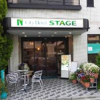 City Hotel Stage Takaishi