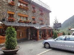 Restaurant Hotel Bringué