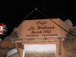 Cafe la Habana