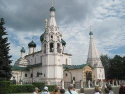 The Church of Ilya the Prophet