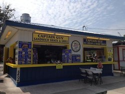 Captain Gus' Sandwich Shack & Grill