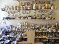 San Miguel Artesania (Spanish traditional handmade ceramics )
